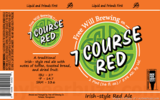 Free Will 7 Course Red Ale beer
