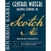Central Waters Bourbon Barrel Scotch Ale Beer