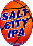 Middle Ages Salt City IPA beer
