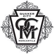 Quaker City Lemon Shrub beer Label Full Size