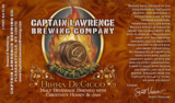 Captain Lawrence Birra DeCicco 2010 Beer