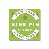 Nine Pin Cider Hibiscus Peach beer