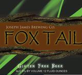 Fox Tail Gluten Free Ale beer