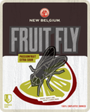 New Belgium Fruit Fly Passionfruit Sour Ale beer