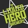 Liquid Hero Hop Hero #20 beer Label Full Size
