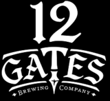 12 Gates Dunkelweizen beer