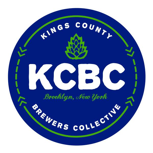 KCBC Short Term Goals beer Label Full Size