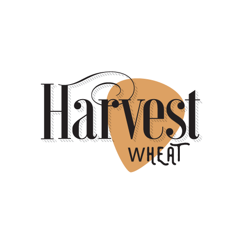Fairfield Craft Ales Harvest Wheat beer Label Full Size