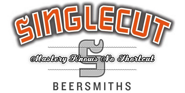 SingleCut Beersmiths beer Label Full Size