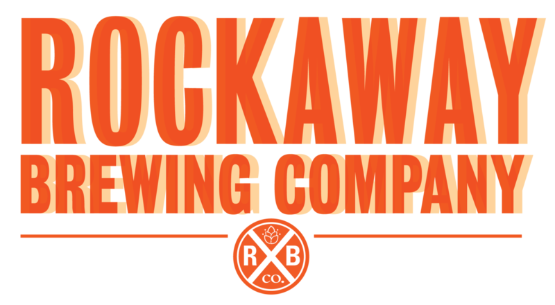 Rockaway Brewing Company beer Label Full Size