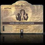 Ommegang Bourbon Barrel Aged Three Philosophers beer