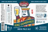 Jersey Girl King Gambrinus Belgian Tripel beer