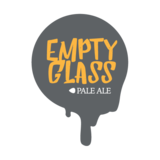 Fairfield Craft Ales Empty Glass beer