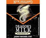 New Holland Dragon's Milk Reserve Brewers Select beer