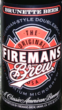 Fireman's Brew Brunette Beer