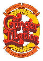 Green River Ginger Libation beer Label Full Size