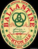 Ballantine Burton Ale 2016 beer