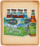 Blue Point Spring Fling beer