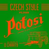 Potosi Czech Style Pilsener beer