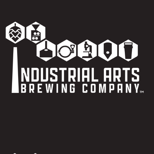 Industrial Arts Power Tools beer Label Full Size