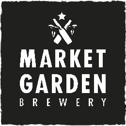 Market Garden Franklin Castle Pumpkin beer Label Full Size