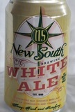 New South White Ale beer
