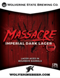 Wolverine State Massacre 2016 Beer