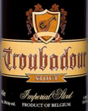 Troubadour Imperial Stout Beer