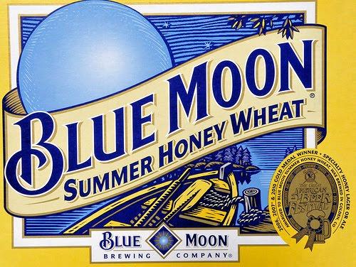 Blue Moon Summer Honey Wheat Beer