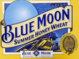 Blue Moon Summer Honey Wheat beer