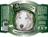 Black Husky Sproose Joose Beer