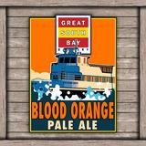 Great South Bay Blood Orange Pale Ale beer