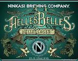 Ninkasi Helles Belles Lager Beer