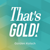 Third Space That's Gold! Golden Kolsch Beer