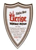 Uerige Sticke Beer