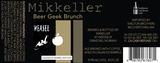 Mikkeller Beer Geek Brunch Weasel (Calvados Edition) beer