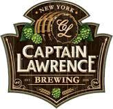 Captain Lawrence Rosso e Marrone 2015 beer Label Full Size