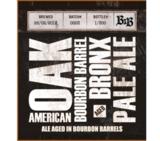 Bronx Bourbon Barrel Aged Pale Ale beer