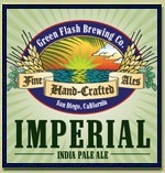 Green Flash Imperial IPA Beer