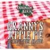 Odd Side Grampa's Apple Pie beer Label Full Size