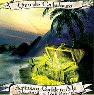 Jolly Pumpkin Oro De Calabaza beer Label Full Size