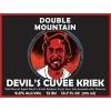 Double Mountain Devil's Cuvee Kreik beer