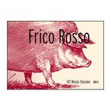 Scarpetta Toscano Frico Rosso wine