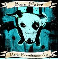 Jolly Pumpkin Bam Noire beer Label Full Size