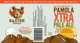 Baxter Pamola Xtra Pale Ale beer