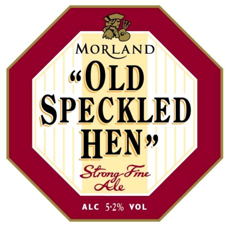 Old Speckled Hen Nitro Beer