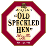 Old Speckled Hen Nitro beer