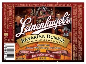 Leinenkugel's Bavarian Dunkel beer Label Full Size