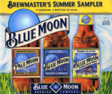 Blue Moon Brewmaster's Summer Sampler Beer