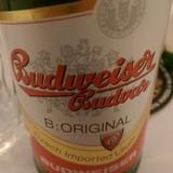 Budvar Czechvar B: Original Beer